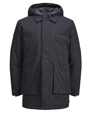 2-IN-1 LOOK PARKA