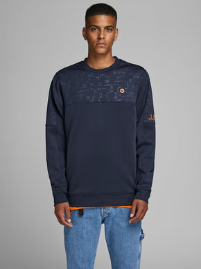 CORE SWEATSHIRT WITH SILKY FINISH