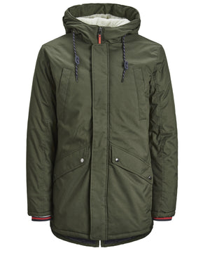 ORIGINALS PARKA WITH TEDDY LINED HOOD
