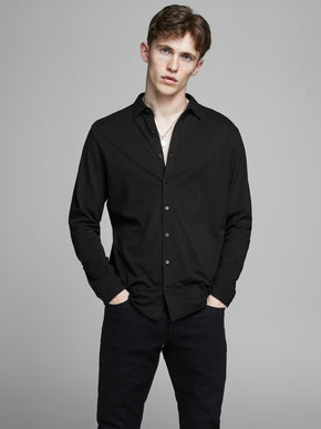 PREMIUM JERSEY COTTON SHIRT
