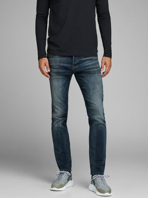 TIM 890 SUPER STRETCH SLIM STRAIGHT FIT JEANS