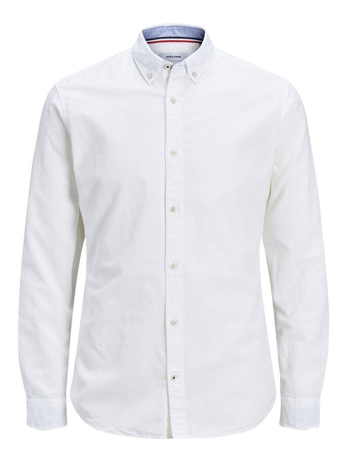 SUMMER SHIRT White