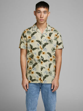 RESORT SHORT SLEEVE  SHIRT