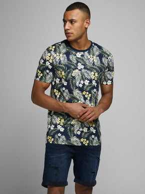 TROPIC ALL-OVER PRINT T-SHIRT