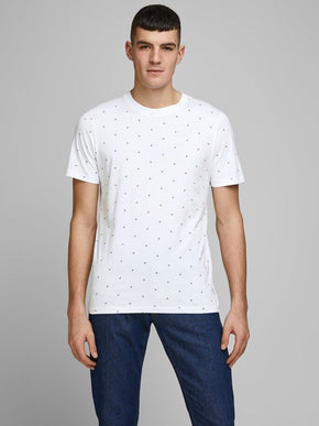 PRINTED CARL T-SHIRT