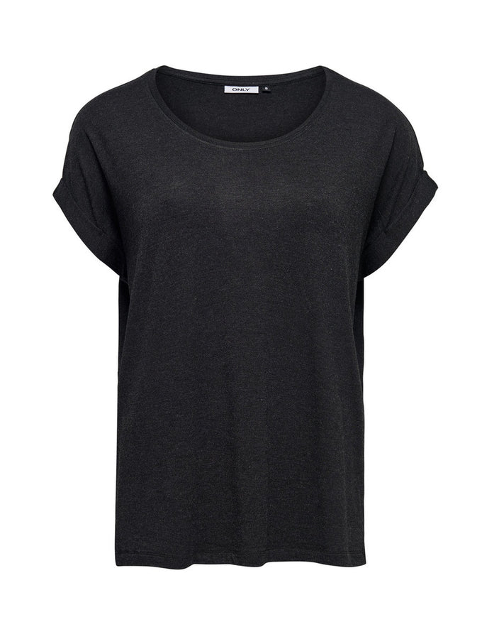 ESSENTIAL DOLMAN SLEEVE T-SHIRT Black