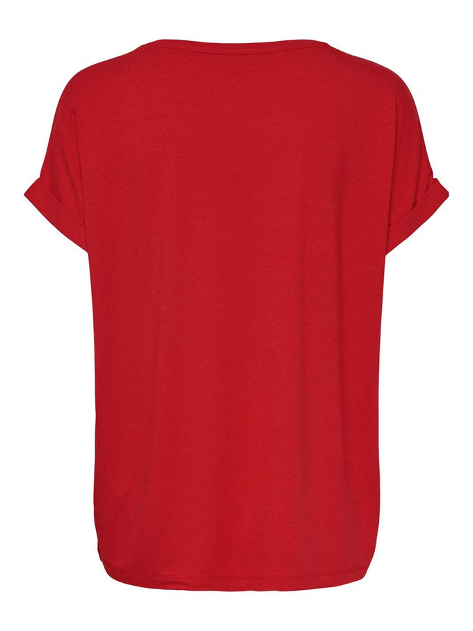 ESSENTIAL DOLMAN SLEEVE T-SHIRT High Risk Red