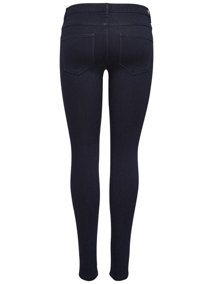 onlRAIN DARK BLUE SKINNY FIT JEANS Dark Blue Denim