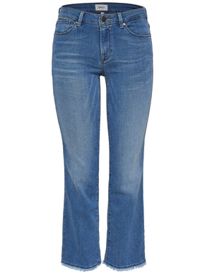 onlNEW REGULAR FIT CROPPED JEANS