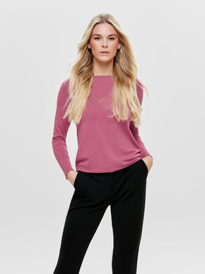 SOFT ESSENTIAL SWEATER