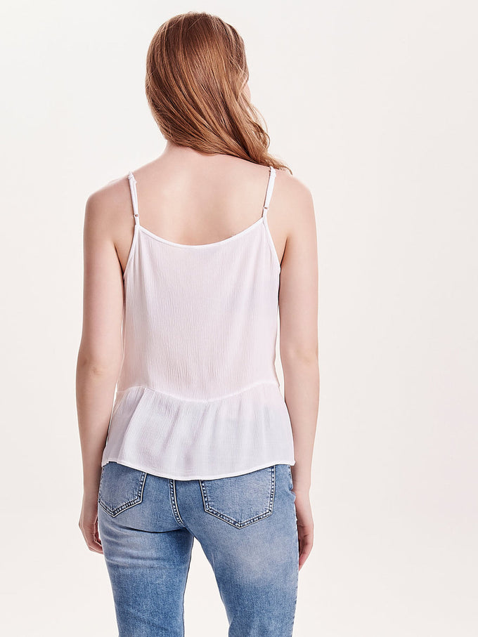 CREPE CAMI Cloud Dancer