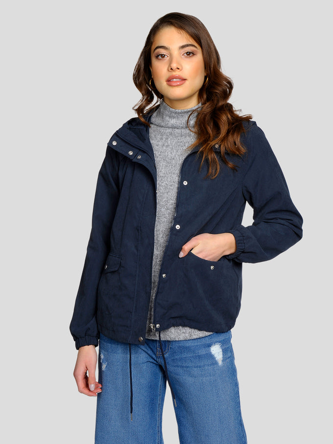 LIGHT CANVAS PARKA Sky Captain