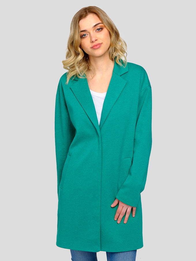 COLOURFUL CITY JACKET Cadmium Green