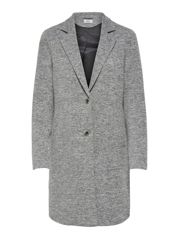 TRANSITIONAL JACKET Light Grey Melange