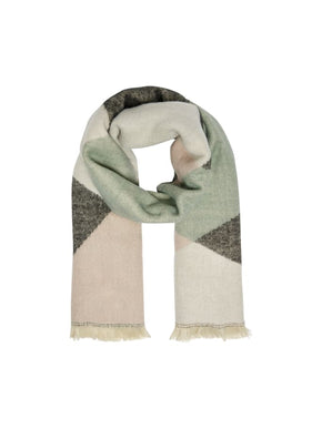 COZY PRINTED SCARF