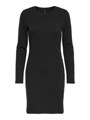JACKIE BODYCON LONG SLEEVE DRESS
