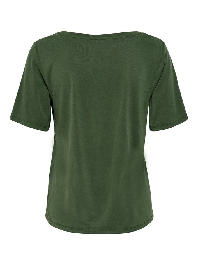 TENCEL FREE T-SHIRT Forest Night