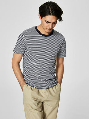 THE PERFECT STRIPED T-SHIRT