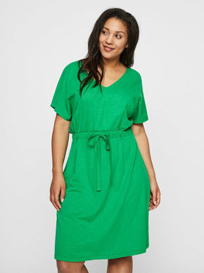 ORGANIC-COTTON CASUAL DRESS