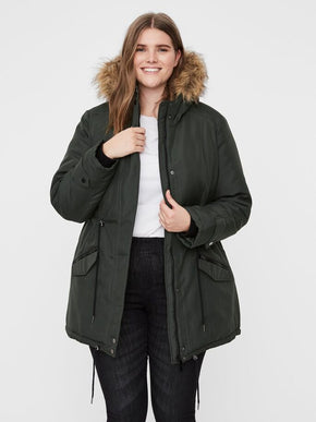 FARO EXPEDITION LONG SLEEVE PARKA