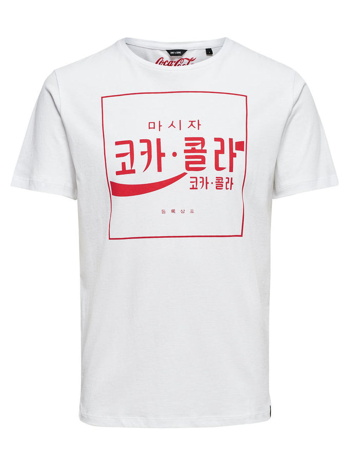 COCA-COLA T-SHIRT White