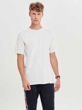 HEAVIER COTTON T-SHIRT