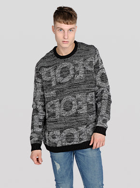 PEOPLE WOOL BLEND SWEATER