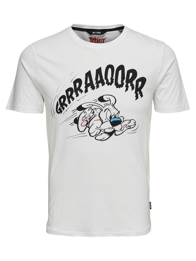 ASTERIX T-SHIRT White