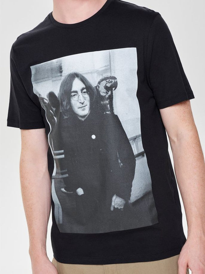BEATLES T-SHIRT Black