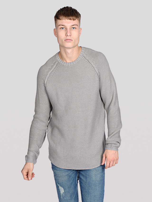 Medium Grey Melange