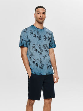 FINAL SALE – CACTUS PRINT T-SHIRT