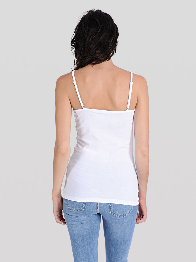 Basic Cami Bright White