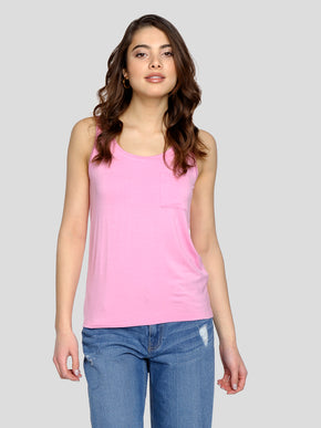 TANK TOP WITH POCKET
