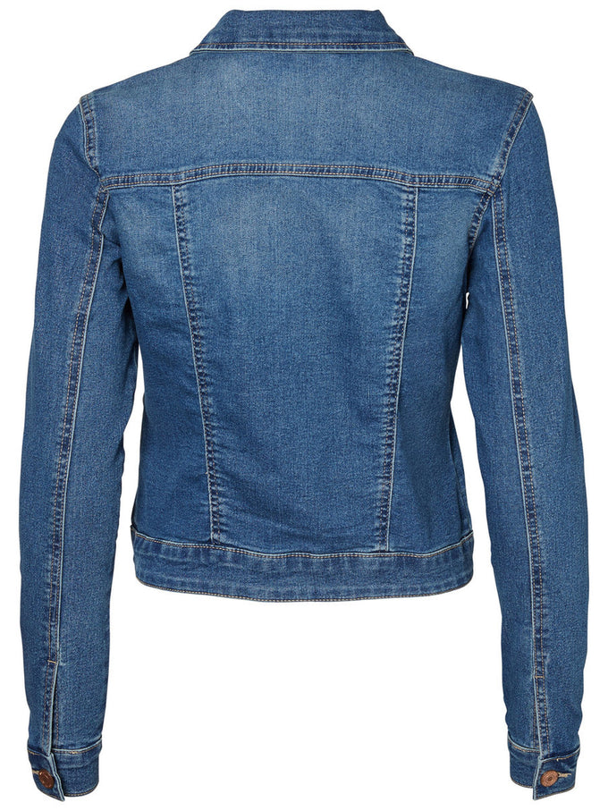 CLASSIC DENIM JACKET Medium Blue Denim