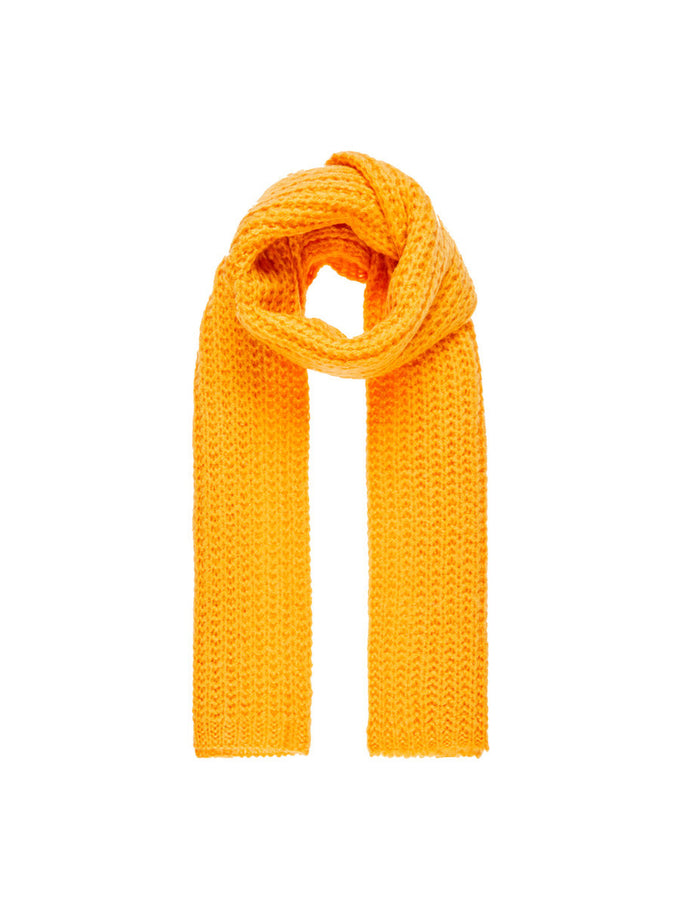 CHUNKY COLOURFUL SCARF Artisans Gold
