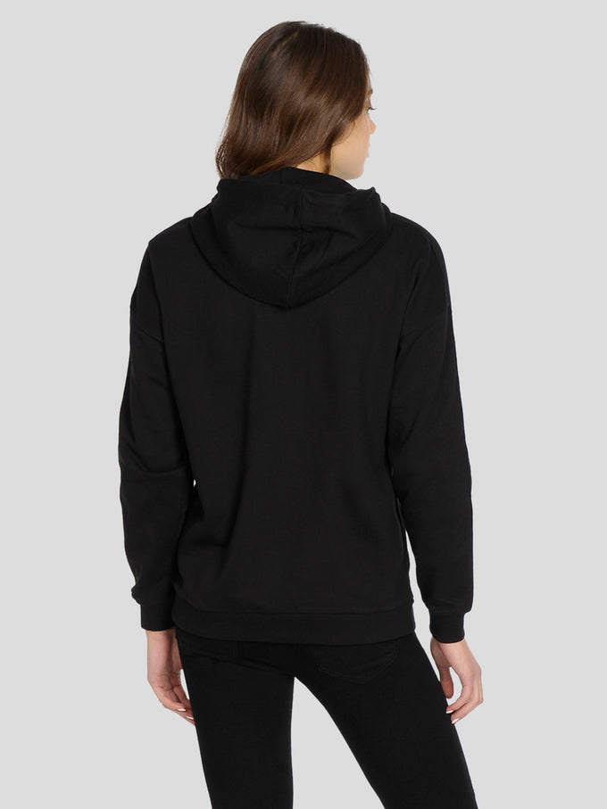 OFFICIAL NOISY MAY HOODIE Black