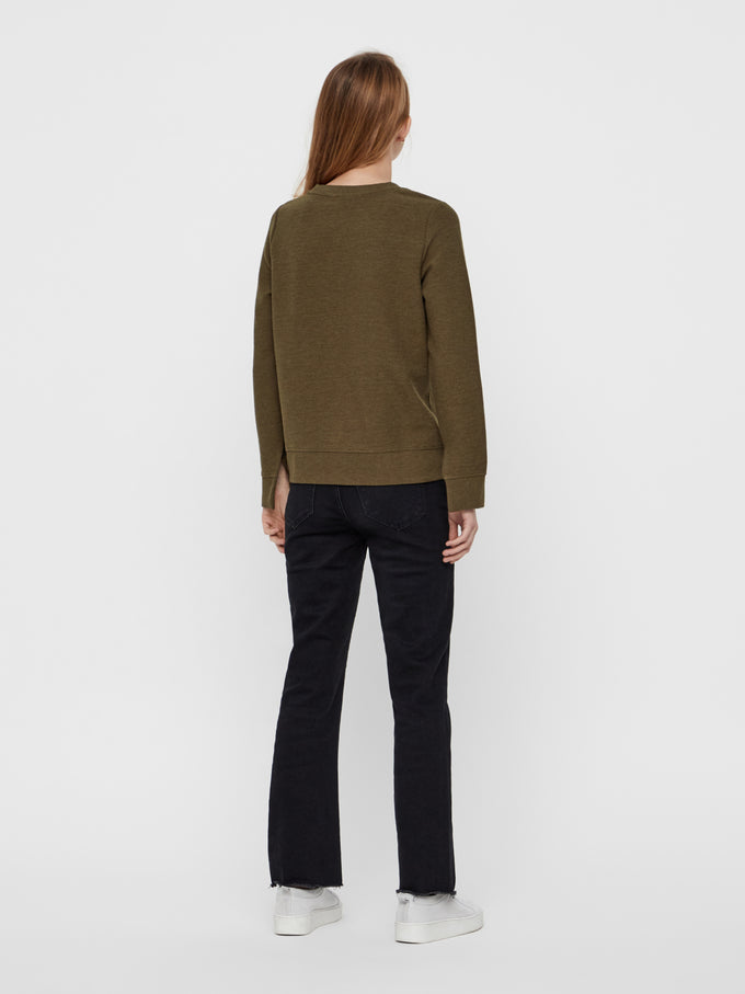 SUPER SOFT SWEATSHIRT Olive Night