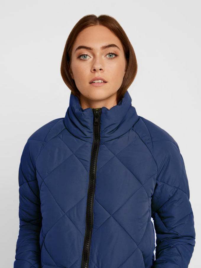 Quilted Puffer Coat Gibraltar Sea