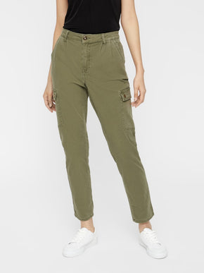 Cargo Relaxed Fit Pants