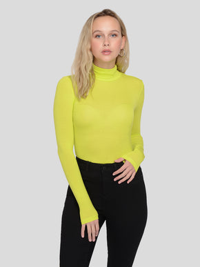 ELLE LONG SLEEVE TOP