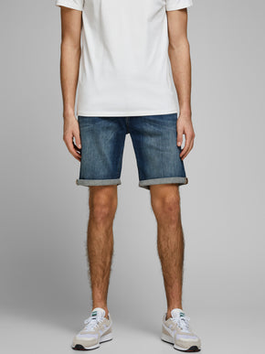 RICK 005 DENIM SHORTS