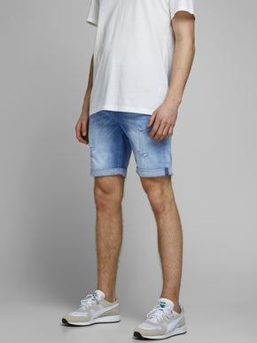 RICK 022 DENIM SHORTS