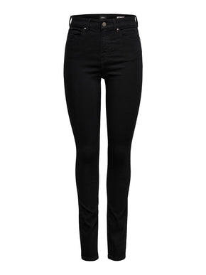 MID WAIST GLOBAL SKINNY JEANS