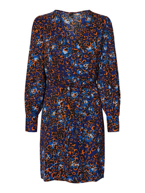 LAIA WRAP DRESS