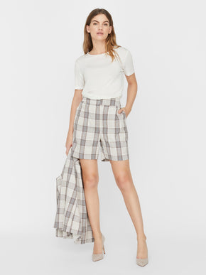 Molly plaid shorts