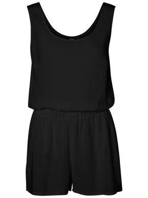 SIMPLY EASY SLEEVELESS ROMPER
