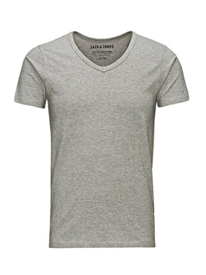 JJCOBASIC V-NECK T-SHIRT