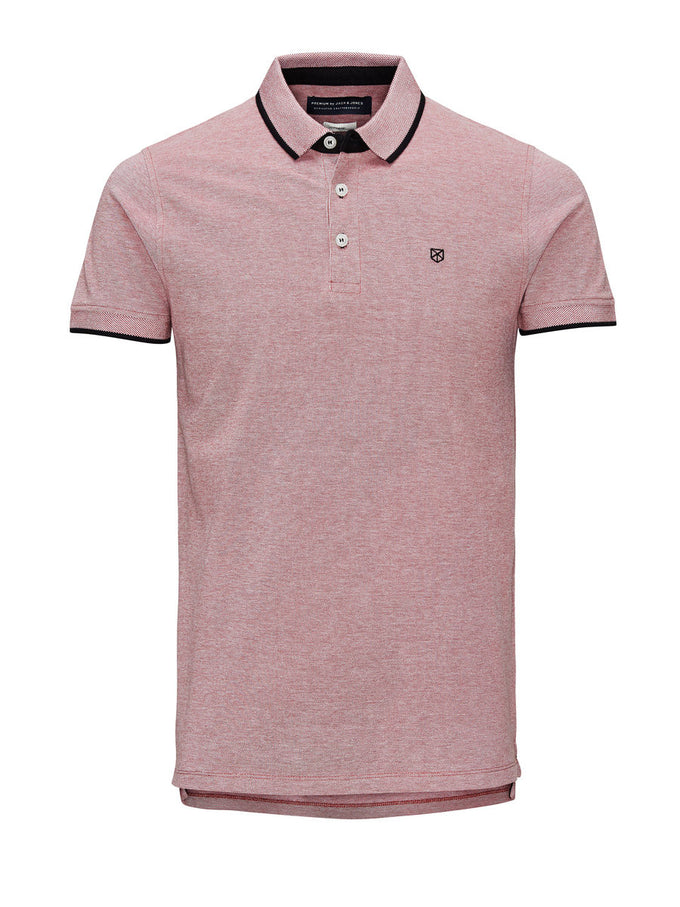 JJPRPAULOS POLO RED