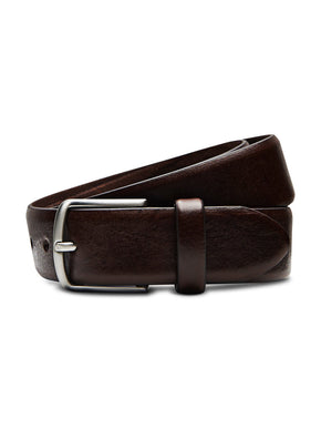 JJDOMED LEATHER BELT