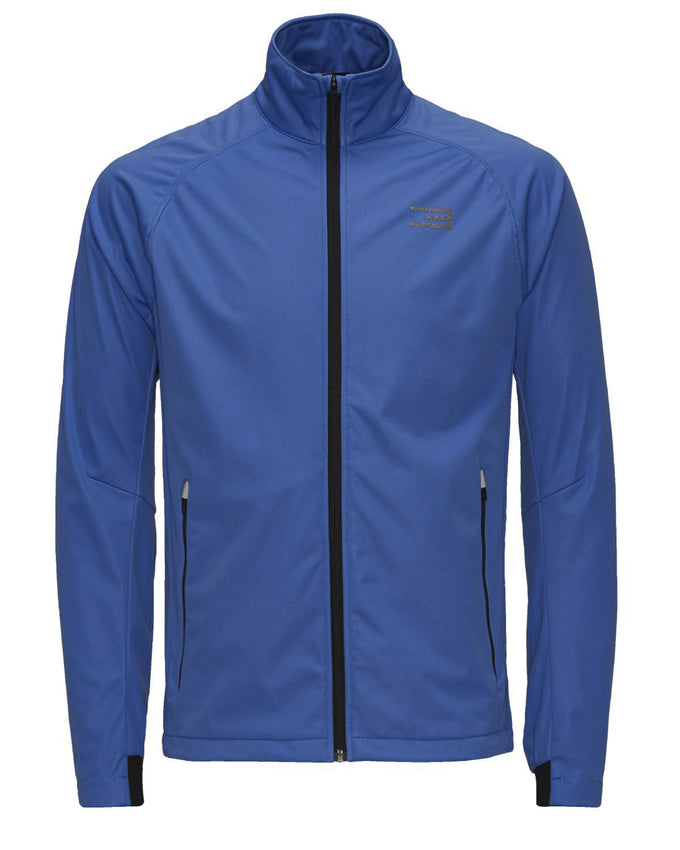 JJTC3 FLEX SHELL JACKET VICTORIA BLUE
